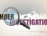 Under investigation 1